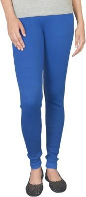 Akira Fashion Women's Blue Leggings
