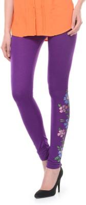 Lavennder Women's Beige Leggings