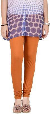 Traditional 2 Trendy Women's Orange Leggings
