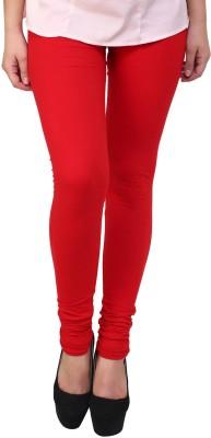 Enna Women's Red Leggings