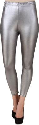 Flur Women's Silver Leggings