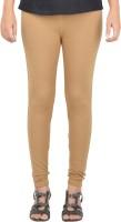 Lequeens Women's Beige Jeggings best price on Flipkart @ Rs. 787