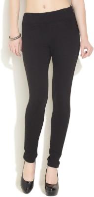 Riot Jeans Women's Black Leggings