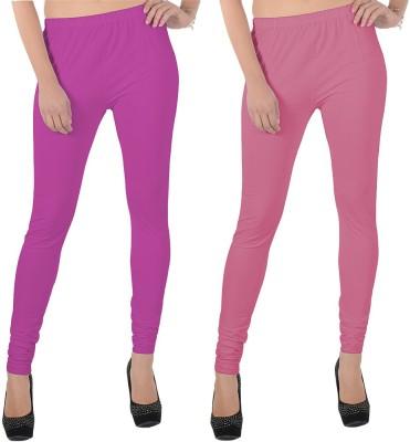 X-Cross Women's Pink, Pink Leggings