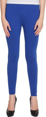 Jainam Girl's Blue Leggings
