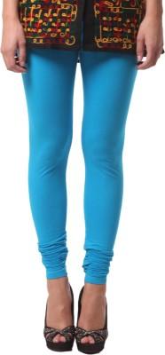 FashionExpo Women's Light Blue Leggings