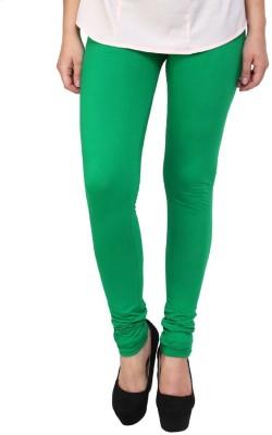 Lakos Women's Light Green Leggings