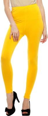 Elisha Women's Yellow Leggings