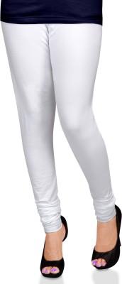 SareesHut Women's White Leggings