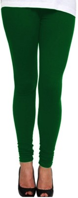 Rupa Softline Women's Dark Green Leggings