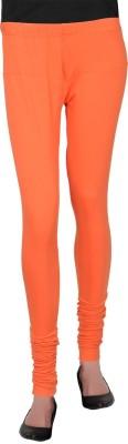 Bellizia Women's Orange Leggings