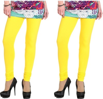 NGT Women's Yellow, Yellow Leggings