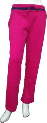 Miraaya Women,s Pink Jeggings