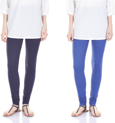 SRS Women's Blue, Dark Blue Leggings