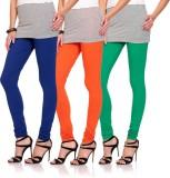 Styleava Women's Multicolor Leggings (Pa...