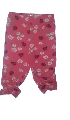 Bisbasta Girl's Pink Jeggings