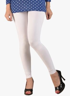 styllo Women's White Leggings