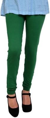 Deskjet Women's Dark Green Leggings