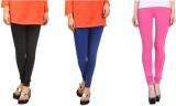 SD Fashions Women's Multicolor Leggings ...