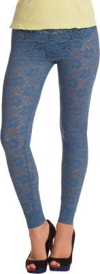 PrettySecrets Women's Blue Leggings