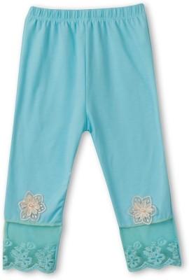 Icable Girl's Blue Capri