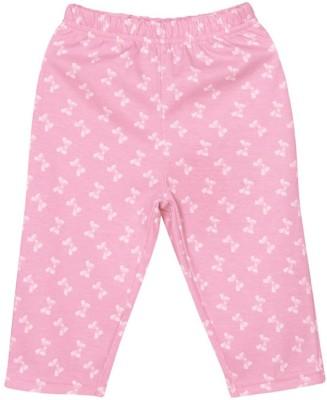 Mom & Me Baby Girl's Pink Leggings