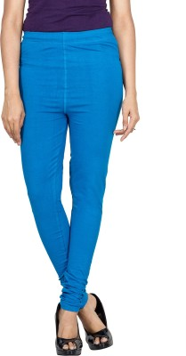 Roopsi Women's Blue Leggings