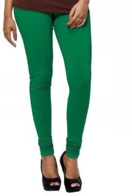 VP Vill Parko Women's Green Leggings