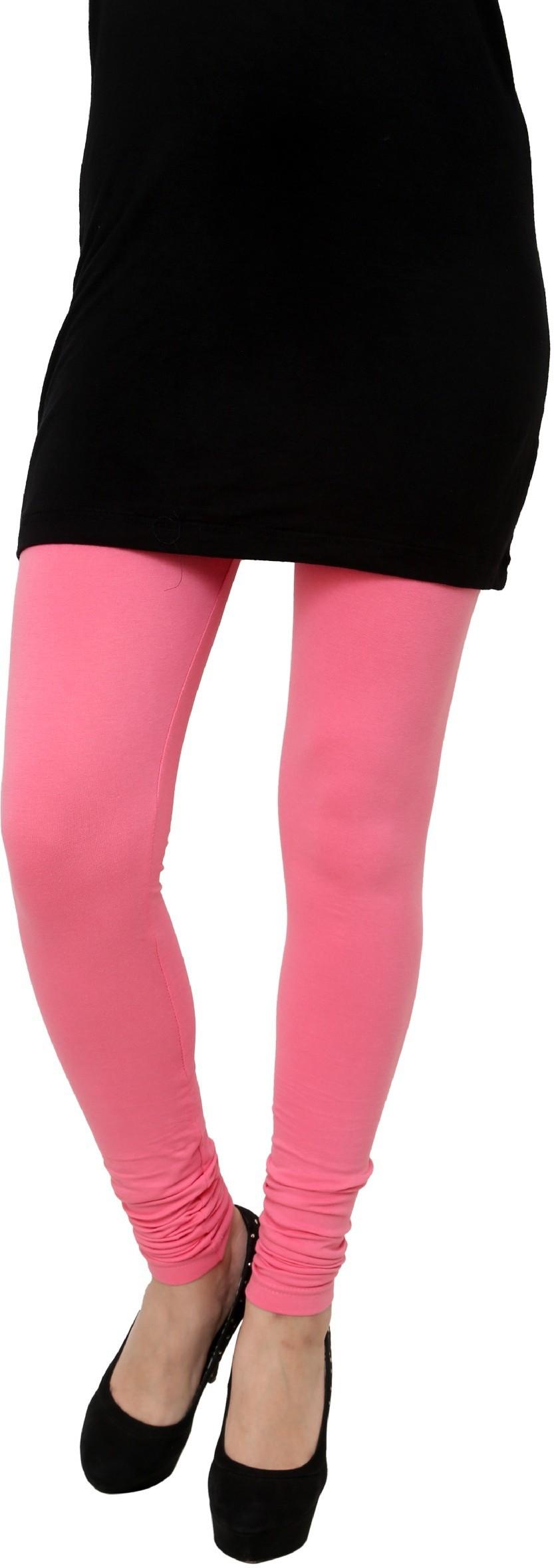 Gen Womens Pink Leggings