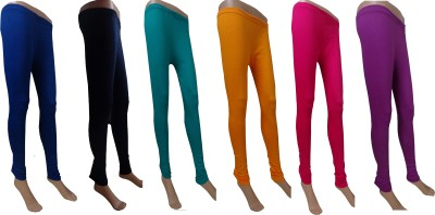 Sunrise International Women's Multicolor Leggings