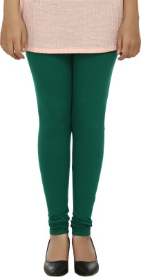 Day By Day Women's Green Leggings