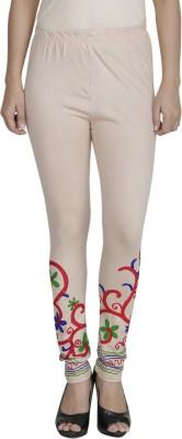 Franclo Women's Beige Leggings