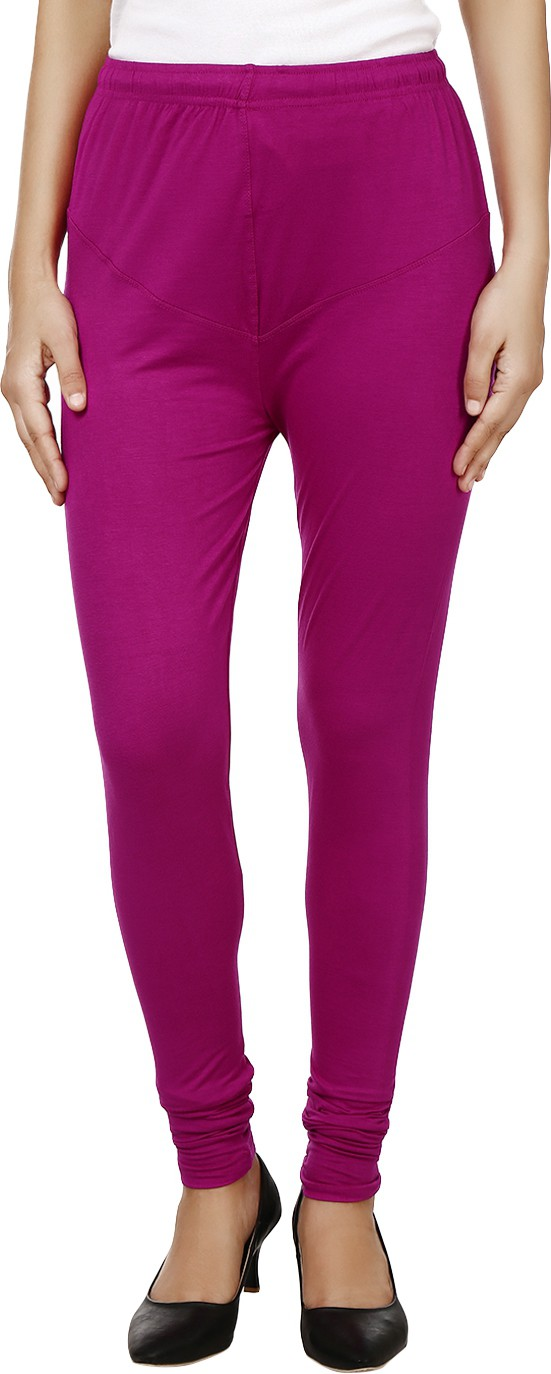 K Fab Womens Purple Leggings