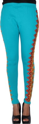 Gagrai Ecom Women's Light Blue Leggings