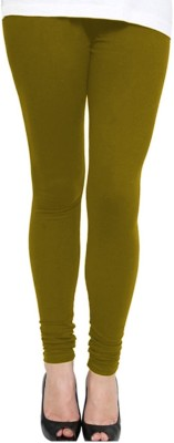 Rupa Softline Women's Light Green Leggings