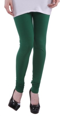 Dharamanjali Women's Green Leggings