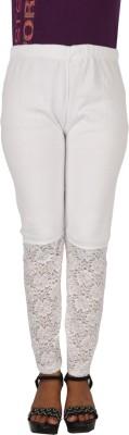 Hina Women's White Leggings