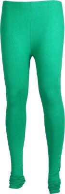Zwizdot Women's Green Leggings