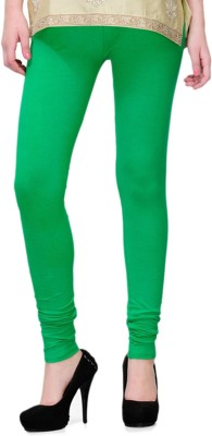 Shikha Women's Green Leggings
