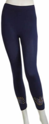 Tara Lifestyle Women's Purple Leggings
