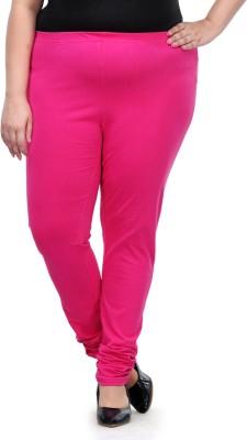 PlusS Women's Pink Leggings