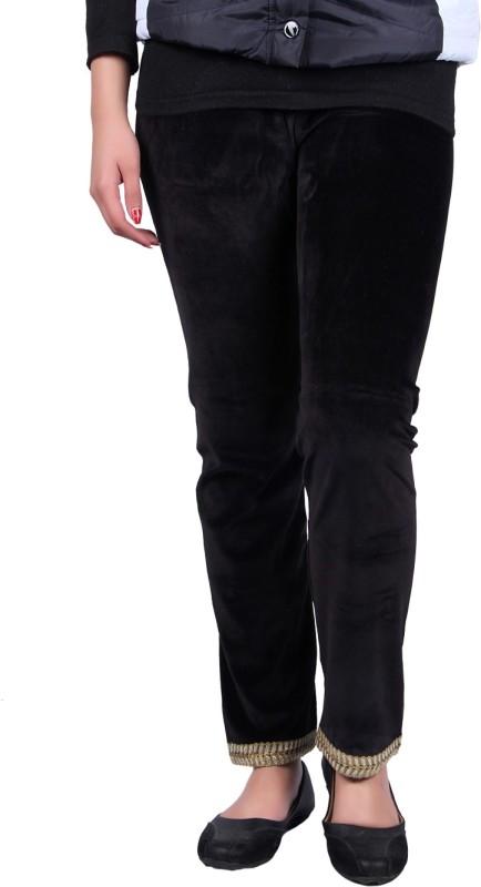 Kally Women's Black Leggings