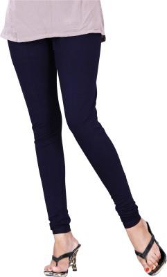 Trendif Women's Dark Blue Leggings