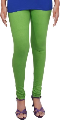 Hirshita Women's Light Green Leggings