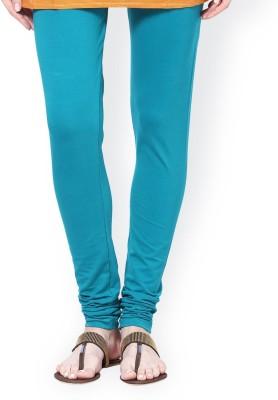 Zadine Women's Blue Leggings