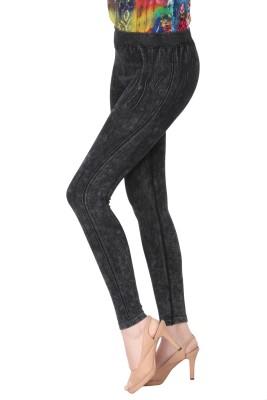 no error Women's Black Leggings