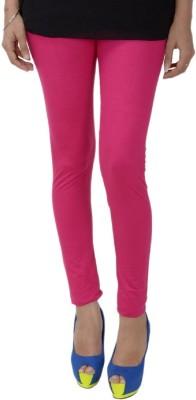 umesh fashion Women's Pink Leggings