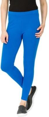 POSE Women,s Blue Leggings