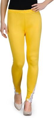 Vinnis Women's Yellow Leggings