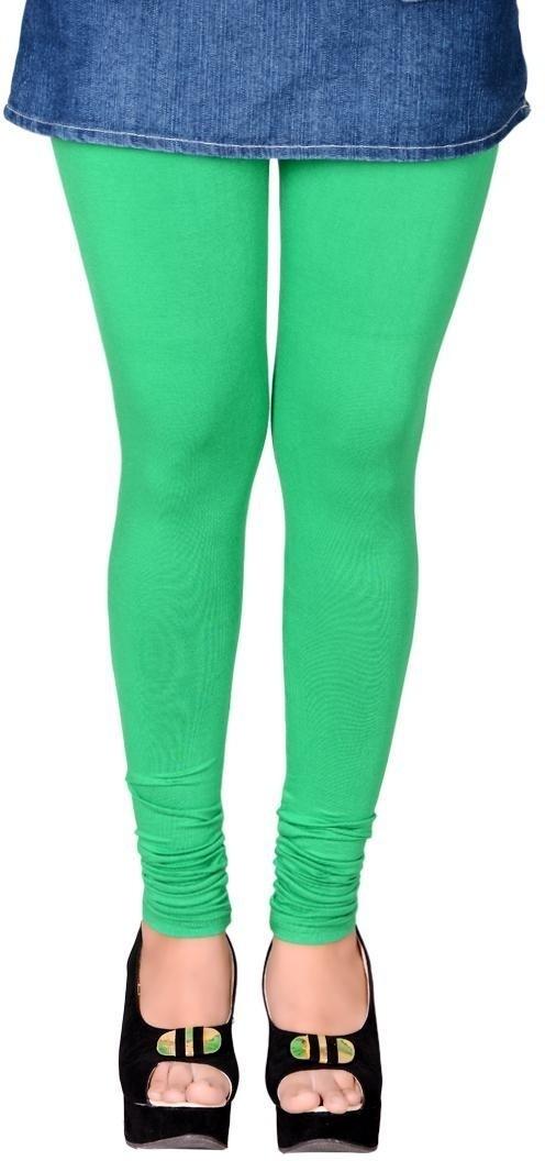 LGC Womens Light Green Leggings